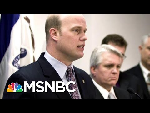 Following Criticism, Trump Begins Distancing Himself From The New Acting AG | Deadline | MSNBC
