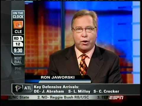 Jay Cutler 2006 NFL Draft