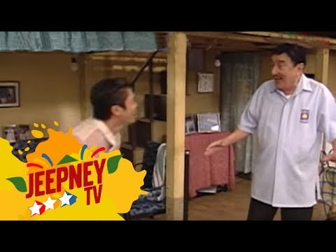 Jeepney TV Show Bits: Vhong Navarro and the Comedy King Dolphy