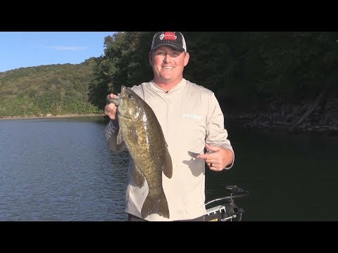 FOX Sports Outdoors SouthWEST #35 - 2017 Dale Hollow Lake Tennessee Smallmouth Bass Fishing