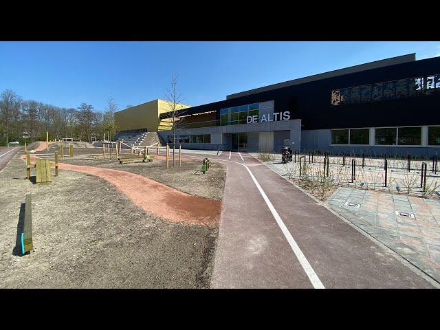 Opening sportcomplex De Altis Rijswijk