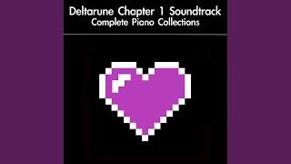 "Imminent Death (From ""Deltarune"") (For Piano Solo)"