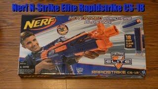~Unboxing~ Nerf N-Strike Elite RapidStrike CS-18 Unboxing Video ~Unboxing~