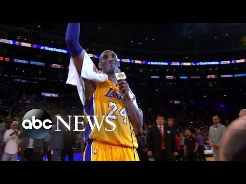 Kobe Bryant, 13-year-old daughter die in helicopter crash that killed 9