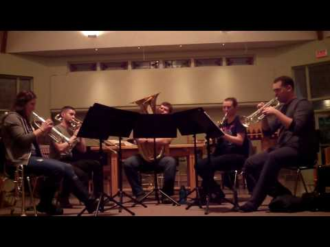The Holly and the Ivy - The Ottawa Brass Initiative