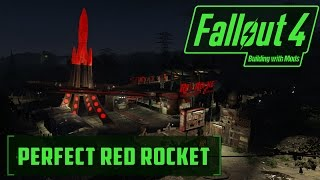 Perfect Red Rocket Truck Stop - Building with Mods - Fallout 4