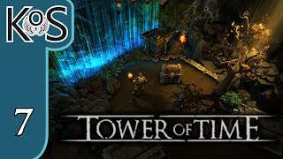 Tower Of Time Ep 7: BOSS BATTLES! - Tactical RPG, Lore - Let