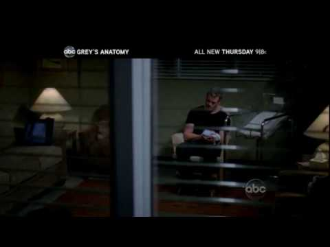 Grey's Anatomy: 6.20 'Look, Line and Sinner' - Promo 2