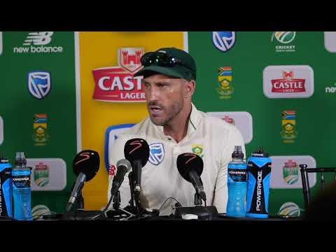 Faf du Plessis on series loss to Sri Lanka