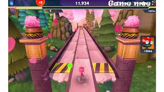 Sonic Dash Sonic Boom Android Gameplay Games Mee
