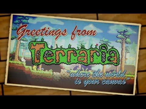 Pixel Piracy Terraria Items Trailer