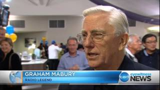 Graham Mabury - 882 6PR Final Show Ch Ten News report - June 5, 2014