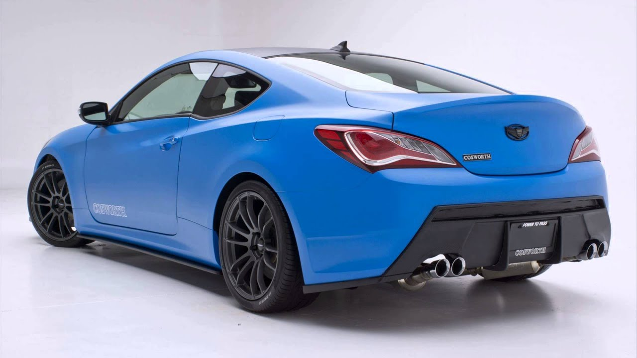 hyundai genesis coupe 2014 - YouTube