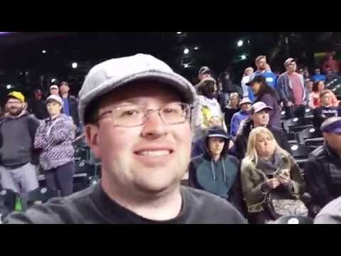 Back to Coors Field - Clip from - Colorado Trip Vlog: Philadelphia to Denver