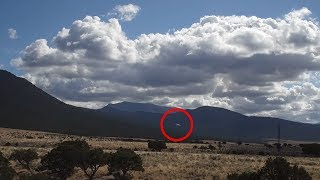 🛸 ES visiert die Drohne an und DONNERT vorbei! Beste UFO Sichtung ÜBERHAUPT! 🛸 Beaver, Utah
