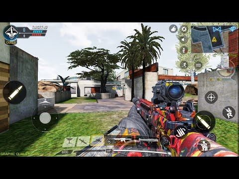 Top 10 Console Quality FPS Games For Android 2019 HD 60 FPS
