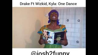 Extremely funny! One dance cover by Josh2funny