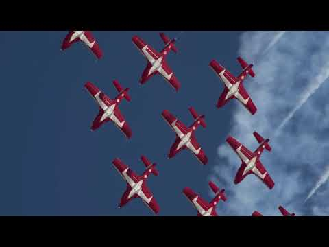 DFN:Throttle Back Thursday- Canadian Forces Snowbirds, MARINE CORPS AIR, UNITED STATES, 04.05.2018