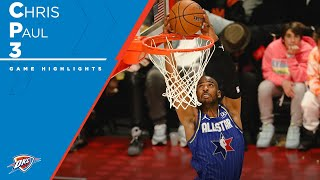 Highlights | 2020 NBA All-Star Game | Chris Paul