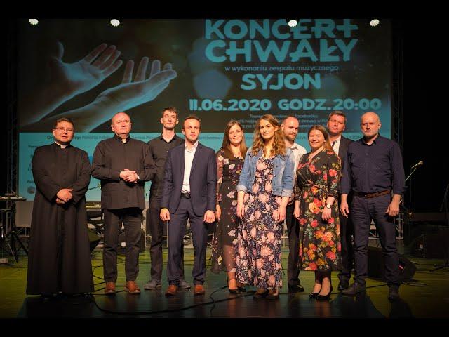 Zespół Muzyczny Syjon - Koncert Chwały (Boże Ciało 2020)