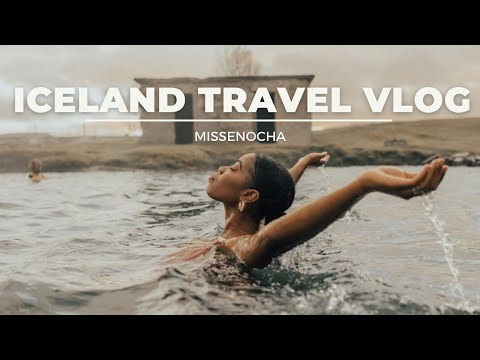 ICELAND TRAVEL VLOG + ITS LIKE BEING ON MARS!