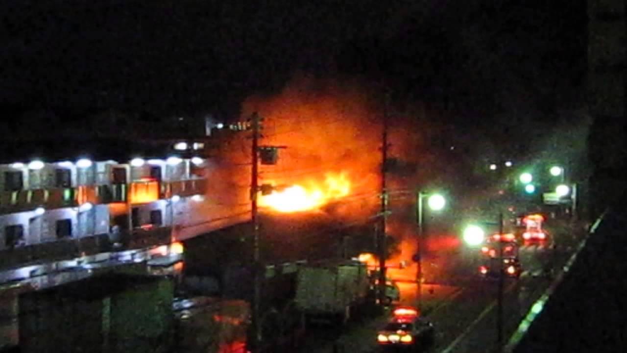 尼崎市常吉で火事、3人が死亡…焼け跡の住宅から …
