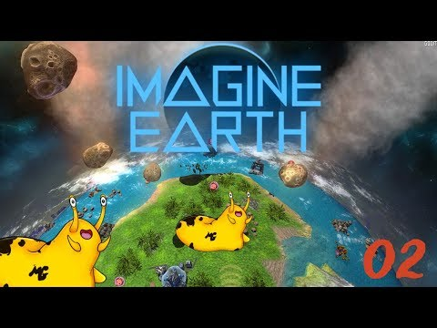 Let's Play – Imagine Earth – Episode 02 [My Own World. Let's