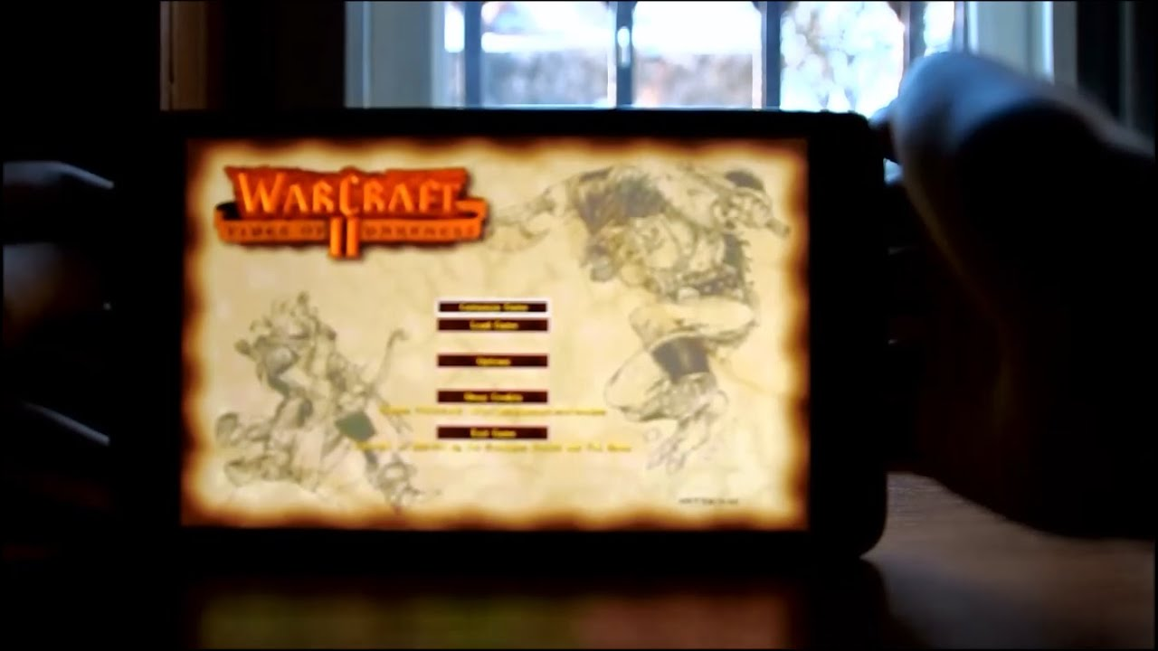 How to download Warcraft 2 for free on Android!