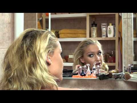 Kathia Nobili's video diary: getting ready for a casting