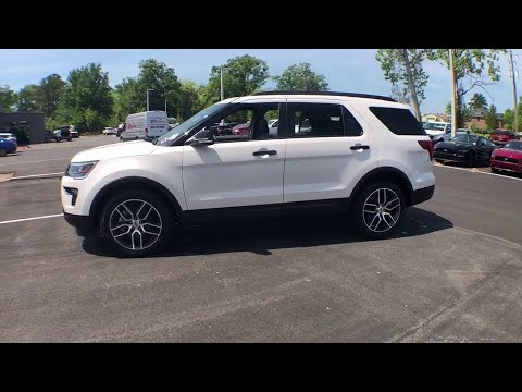 Jc Lewis Ford >> 2019 Ford Explorer Brunswick, Jacksonville, Waycross ...