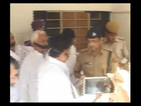 MLA shouted and asked 'GET OUT' to  Additional Deputy Commissioner of Police
