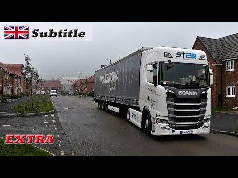 A kamionos egy hete 2019 EXTRA