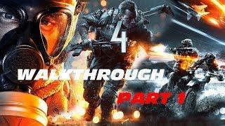 Battlefield 4: Walkthrough Part 1 [Mission 1] [BF4 Gameplay] HD 7770 Let