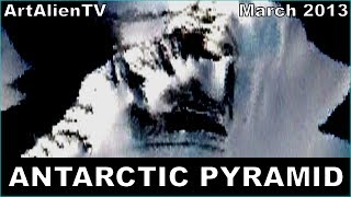 "New Pyramid Found Antarctica: Atlantis Azores: Google Earth: Noiselab ""Enigmatic"". 480p ArtAlienTV"