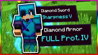 MAX ENCHANTS - UHC Highlights (FULL PROT 4 SHARP 5)