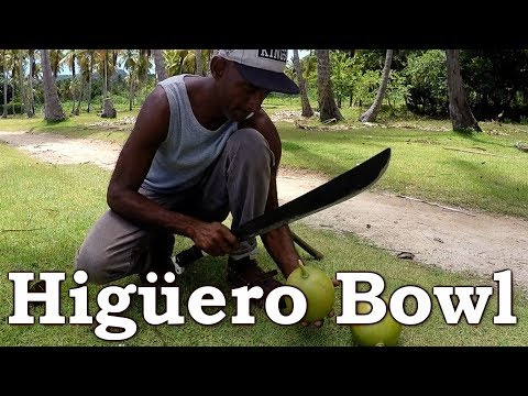 Making A Bowl from Higüero Gourd | Dominican Republic