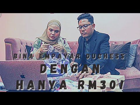 BINA EMPAYAR DUCHESS dengan HANYA RM30!