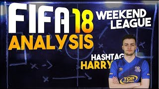 FIFA 18 Pro Gameplay Analysis | #11 In The World Hashtag Harry!