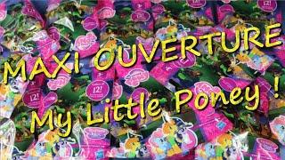 MAXI OUVERTURE de 13 boosters my little poney !
