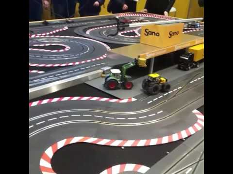 Tractor Scalextric