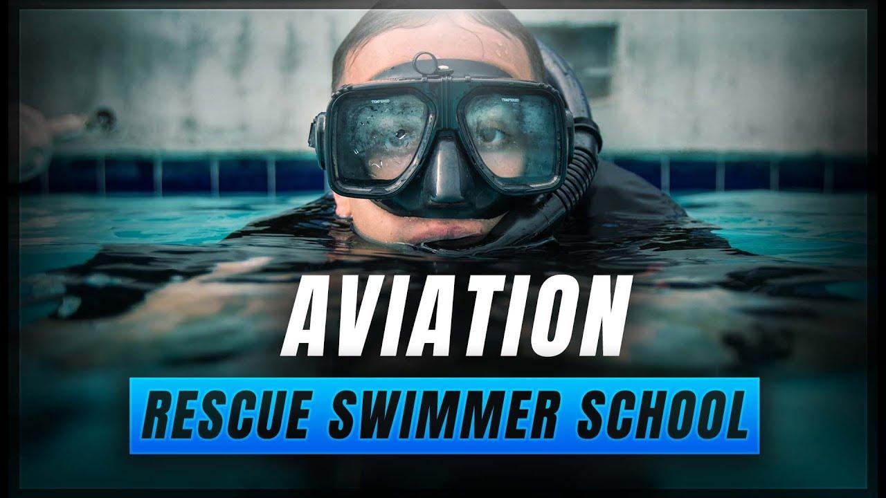 AIRR PIPELINE | Aviation Rescue Swimmer School