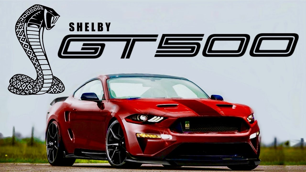 2019 Shelby GT500: OUT IN PUBLIC (New Photos & What We ...