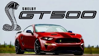 2019 Shelby GT500: OUT IN PUBLIC (New Photos & What We Know)