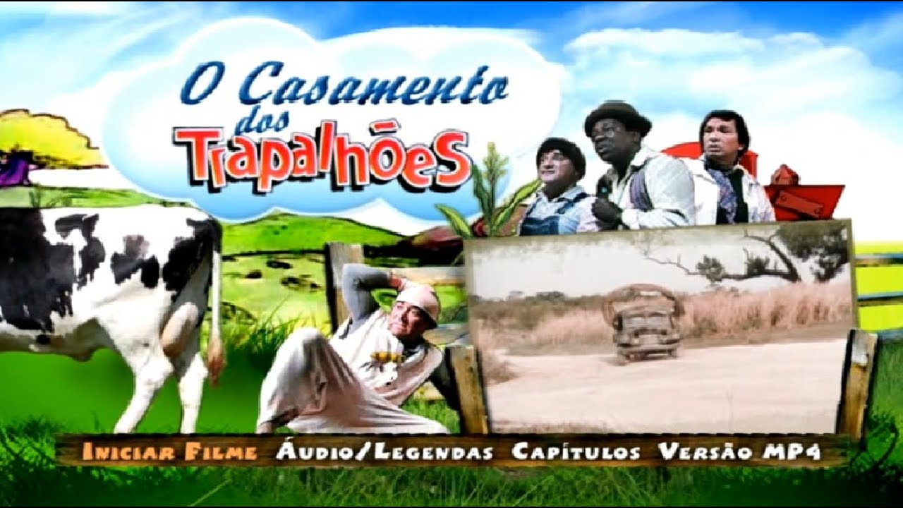 DE BAIXAR TRAPALHOES DVD OS