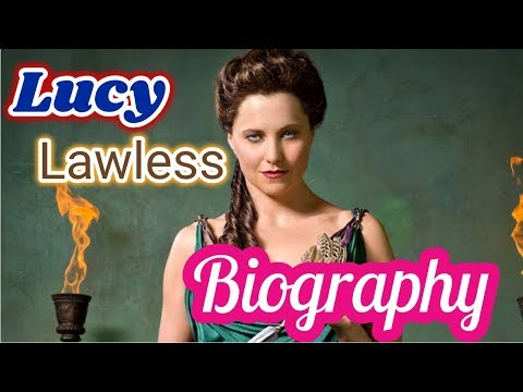 Lucy Lawless Biography 2017  Husband  Net worth  Lifestyle Spartacus: Blood and Sand