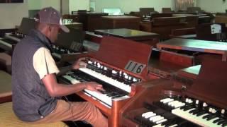 # 16 Hammond BC Bass demo Super Vintage Tone Quality Keyboard Exchange International