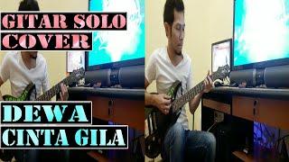 Download Video Dewa - Cinta Gila Guitar Cover Happy Men MP3 3GP MP4