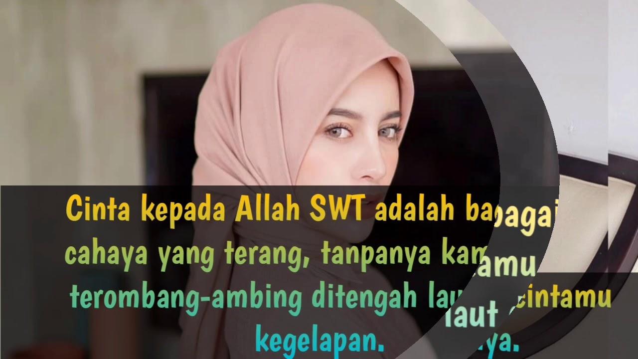 Quotes Kata Kata Cinta Sedih Islami Terbaru Status Wa Youtube