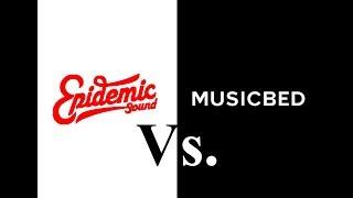 Epidemic Sound Vs. MusicBed - ROYALTY FREE MUSIC (Tech Thursday)