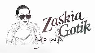 Zaskia Gotik Paijo ft RPH Donall Video Lyrics Official NAGASWARA music